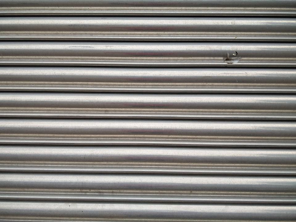 Volets aluminium