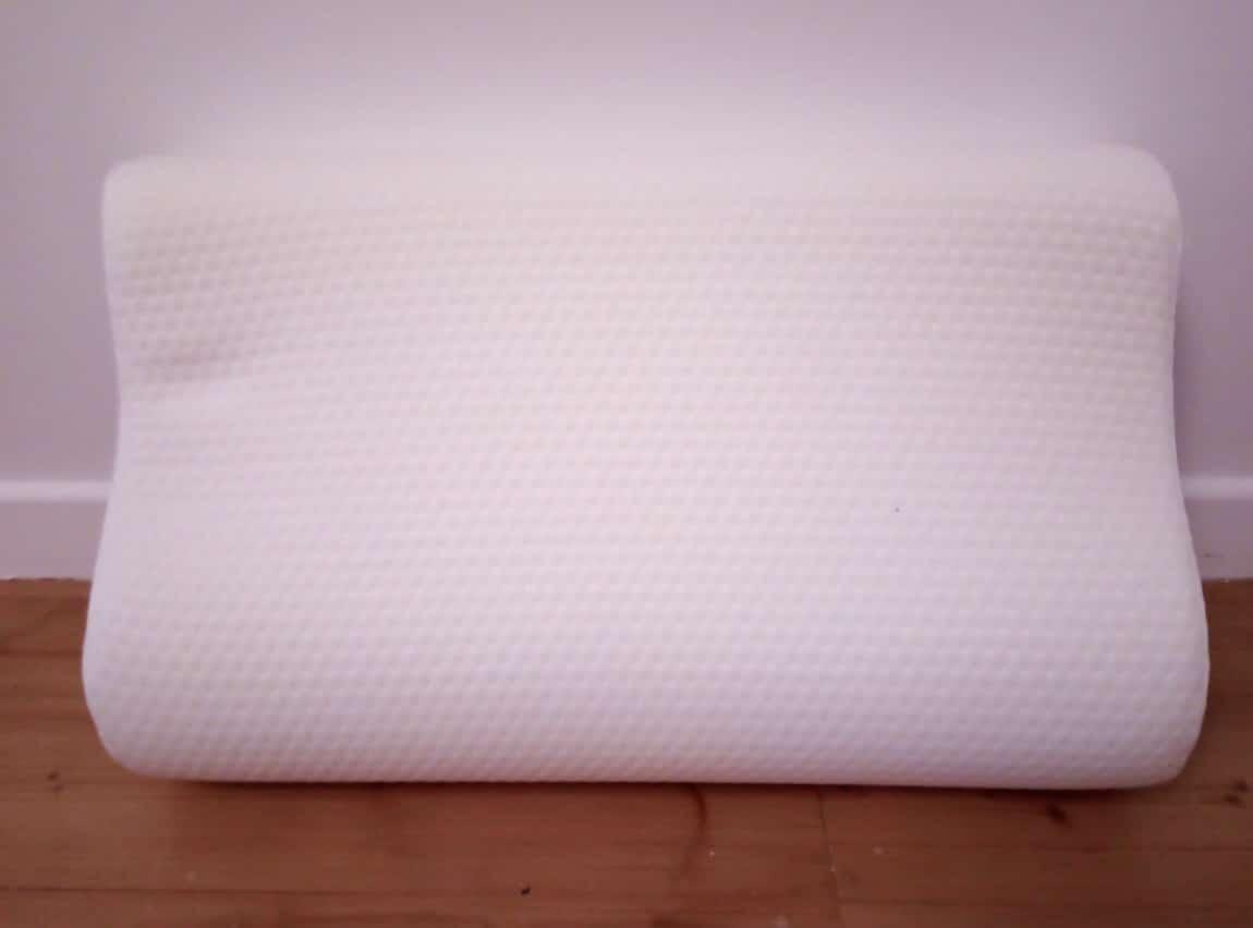 L'enveloppe de l'oreiller